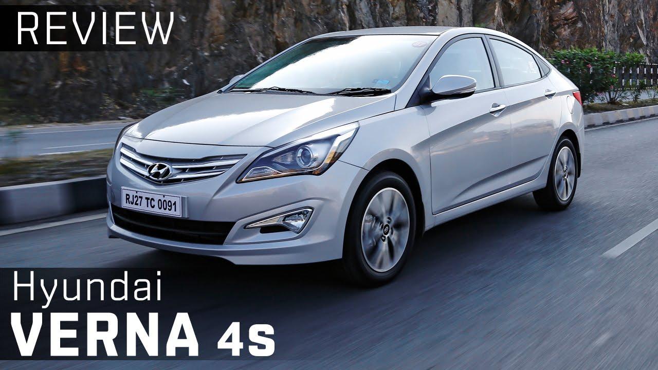 2015 Hyundai Verna Review ZigWheels