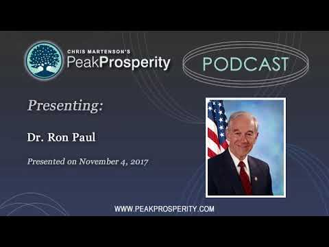 Ron Paul: We Are Reaching A Point Of No Return