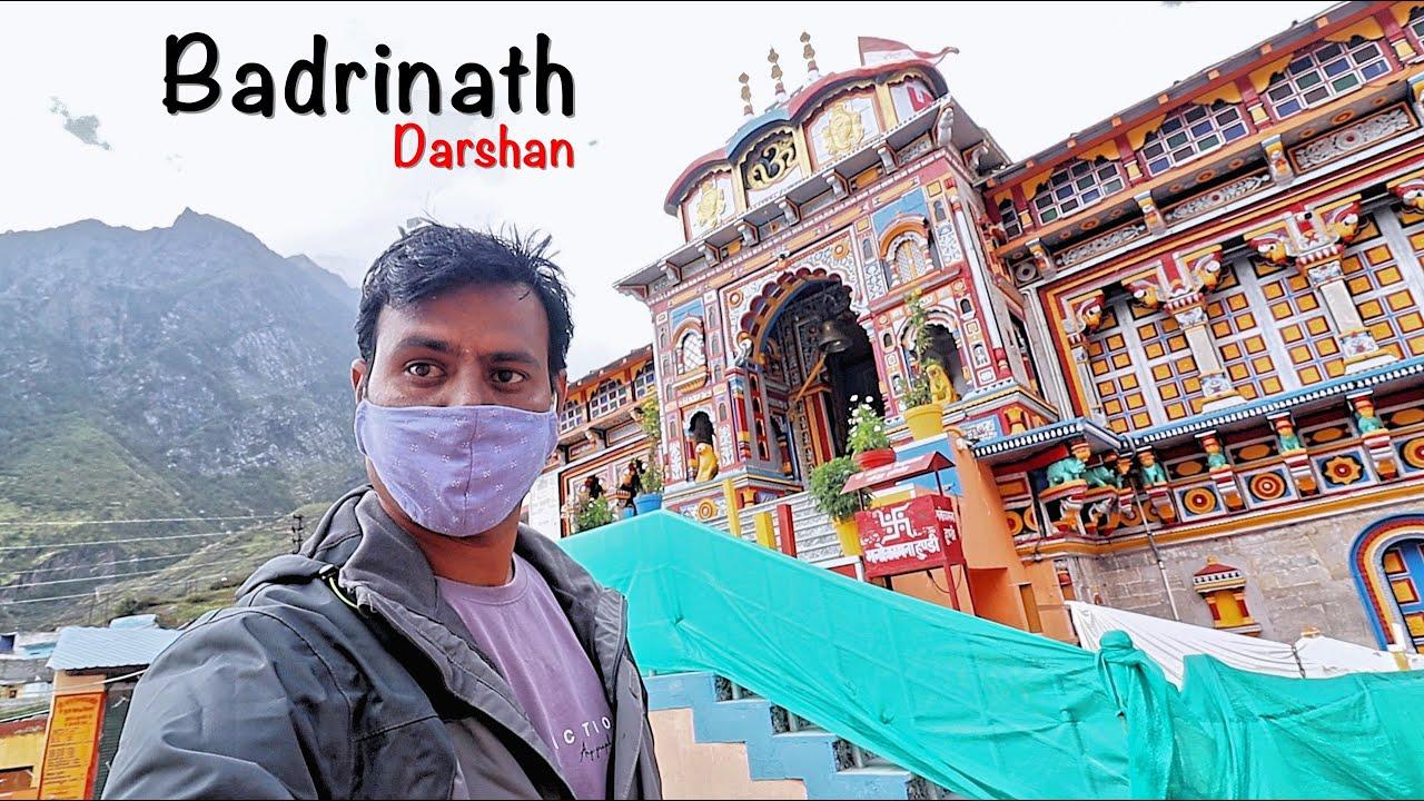 Badrinath Darshan 2020