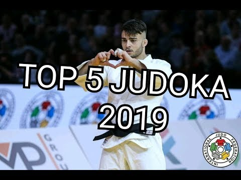 TOP 5 JUDOKA 2019