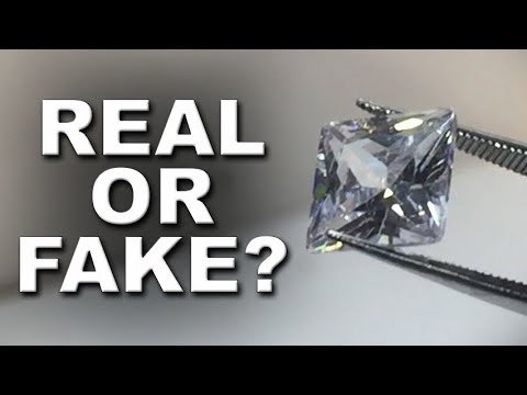 Смотреть How To Check If A Diamond Is Real Or Fake онлайн