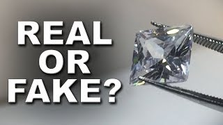 How To Check If A Diamond Is Real Or Fake thumbnail
