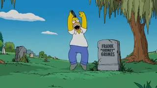 The Simpsons - Homer's Funny Victory Dance