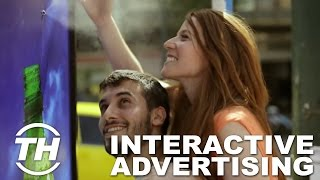 Top 4 Interactive Print Ads  Immersive Print Campaigns