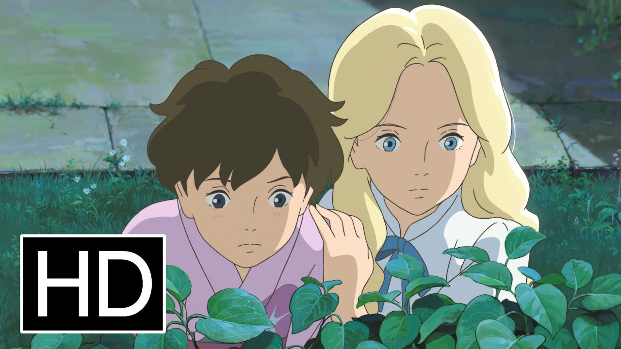 When Marnie Was There - Official Trailer - YouTube
