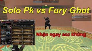 Solo Parkour II Với Fury Ghot Nhận Được Acc Khủng 500 Triệu | TQ97
