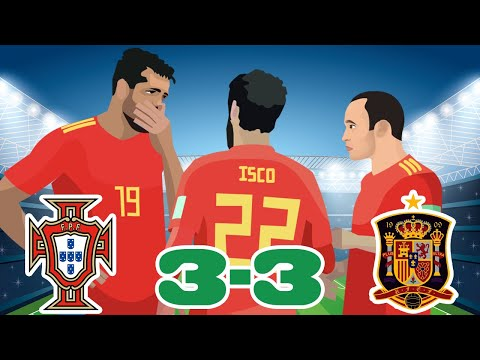 Portugal v Spain 3-3 All Goals and Highlights - World Cup 2018,Portugal v Spain 3-3 All Goals and Highlights - World Cup 2018 download