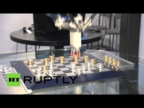 Russia: Robotics Expo 2014 kicks off in Moscow