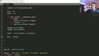 Balancing RNN sequence data - Deep Learning w/ Python, TensorFlow and Keras p.10