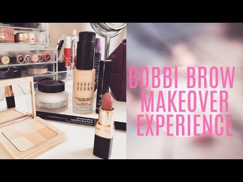 Bobbi Brown Makeover Experience