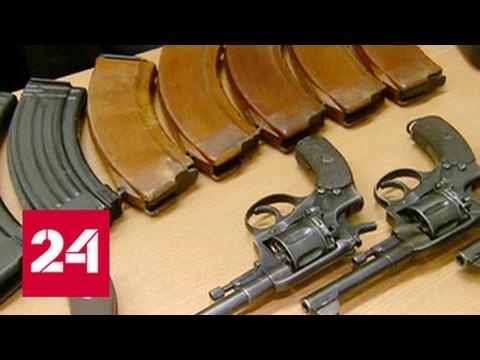 ФСБ Самарской области задержала двух кустарей-оружейников