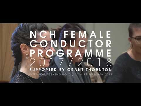 NCH Female Conductor Programme | Intensive Weekend No. 2