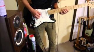 【相対性理論】ペペロンチーノ・キャンディをギターで弾いてみた。