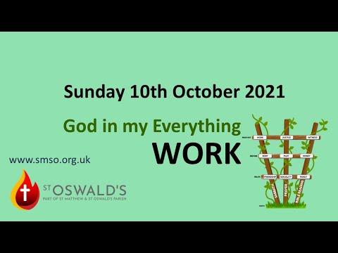 10.30 Service 10 October 2021