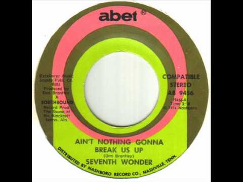 Seventh Wonder - Ain't Nothing Gonna Break Us Up.wmv