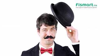 Покупки для кухни   Кастрюли: обзор Дуршлаг Doiy Bowler Hat DYBOWLEBK   Интернет-магазин fismart.ru