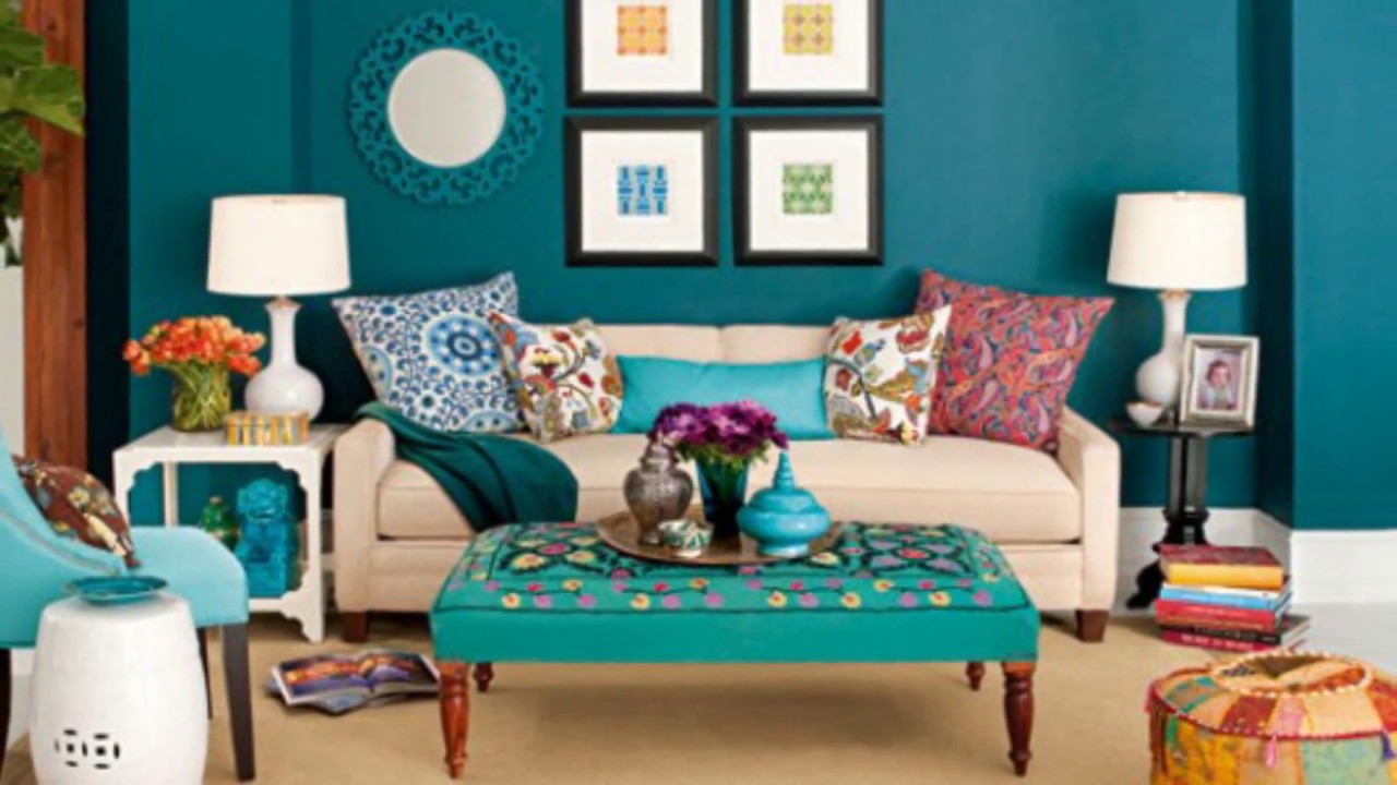 BOHEMIAN Style Home Decorating Ideas Boho Chic Interior