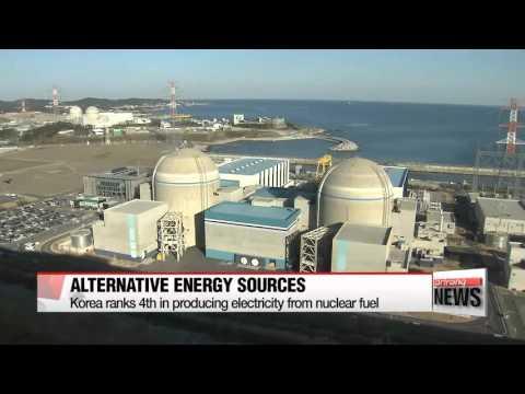 Korea ranks fourth in nuclear energy dependence   한국 핵발전 비중 세계 4위…신재생에너지 82위
