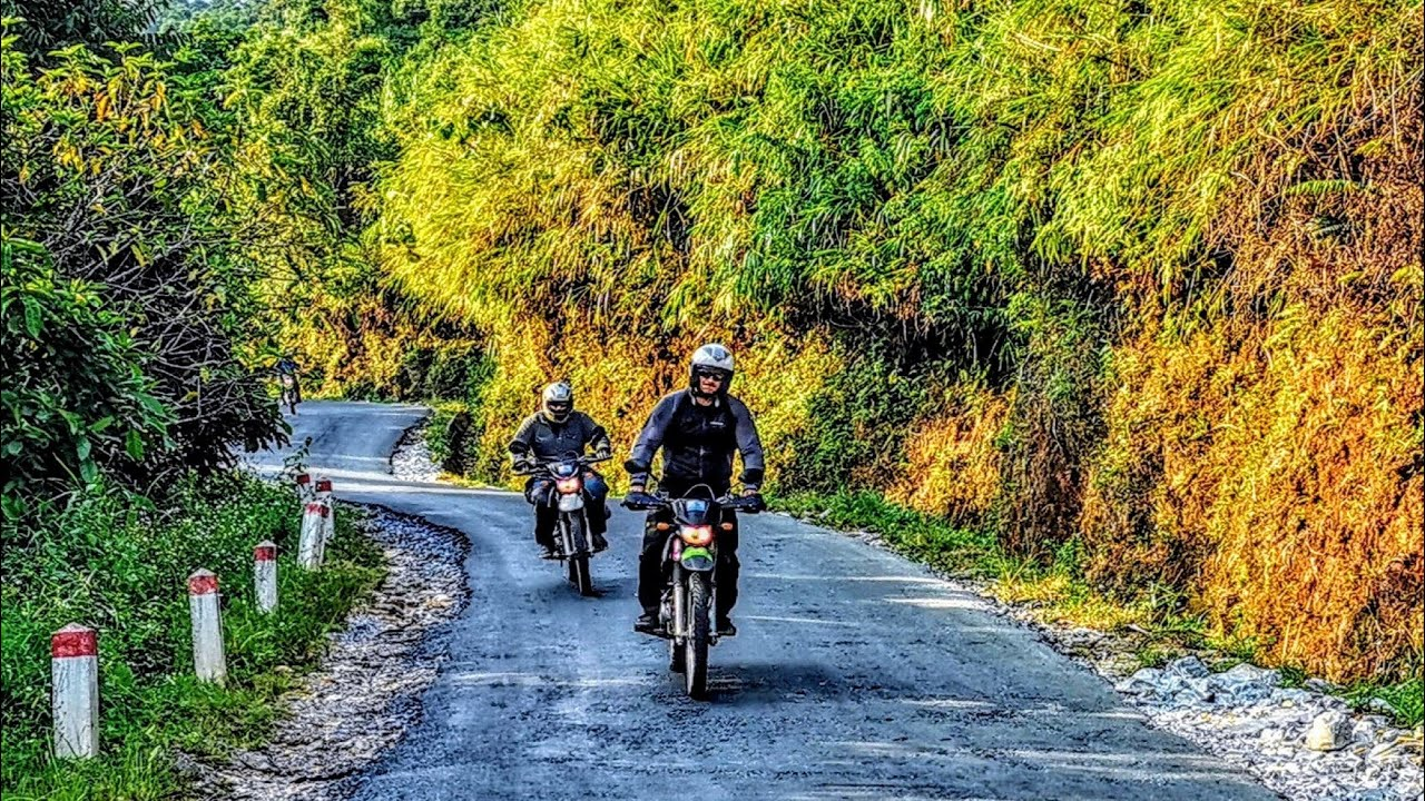 5 Day Ride Saigon Da Lat With VIETNAMRIDER® – Your number 1 for motorcycle tours in Vietnam