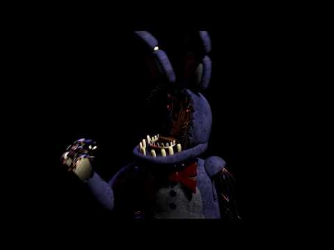 [FNAF/SFM] Withered Bonnie Voice (David Near) TO BE REDONE!