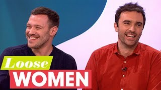 Will Young Had to Come Out Twice After Pop Idol | Loose Women