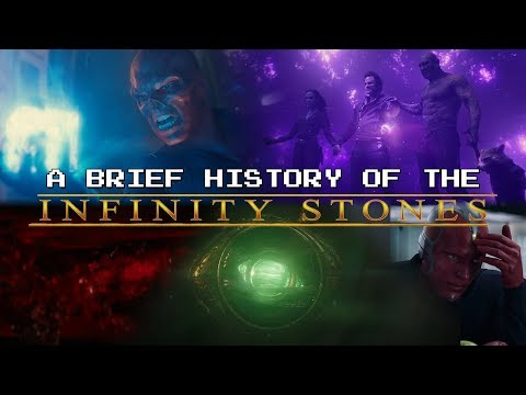 A Brief History of the Infinity Stones