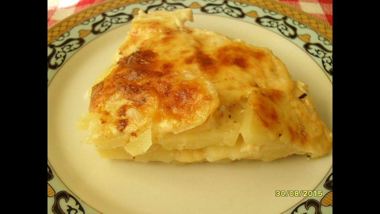 пошаговые рецепты с картофельных запеканок
