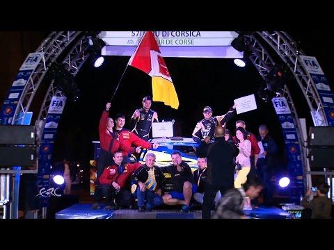 FIA ERC Giru Di Corsica - Tour De Corse 2014 - PRODUCTION CUP FIGHT