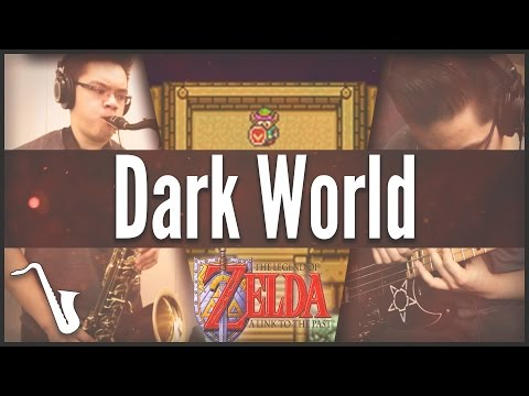 Zelda A Link to the Past: Dark World - Jazz Cover || insaneintherainmusic