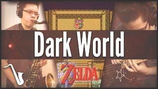 Zelda A Link to the Past: Dark World - Jazz Cover    insaneintherainmusic