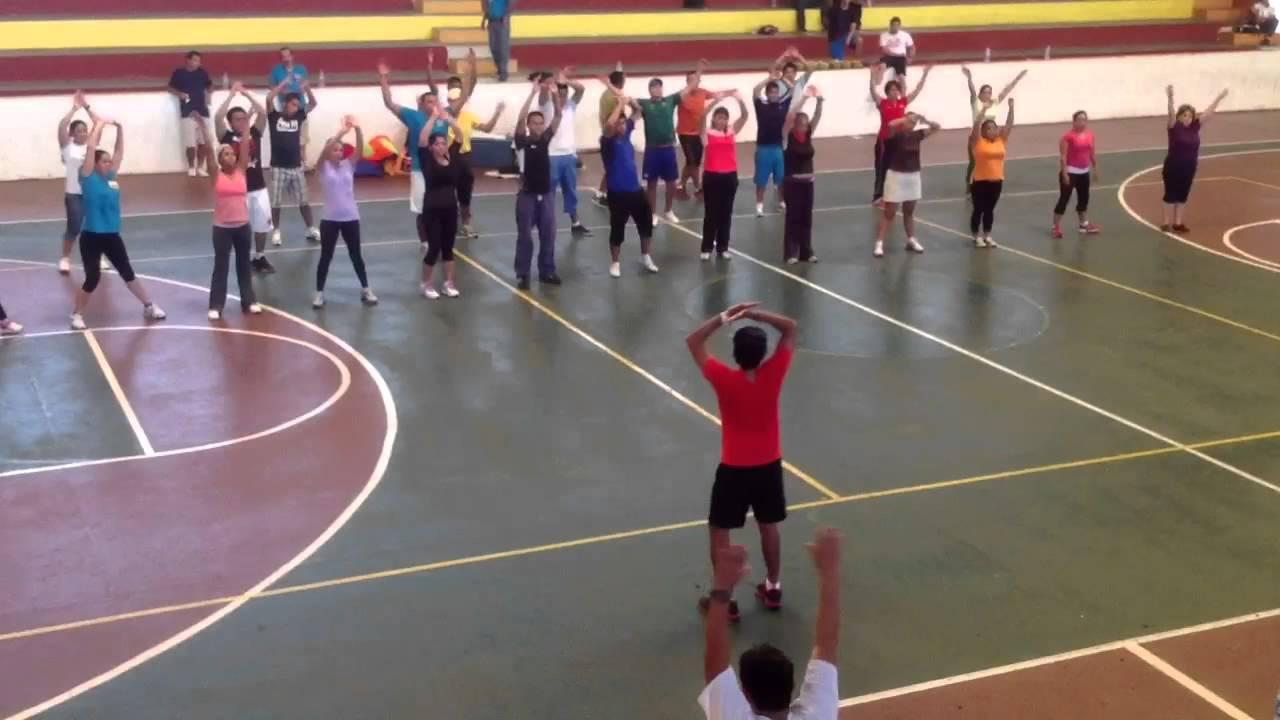 ejercicios para la vuelta a la calma en educacion fisica