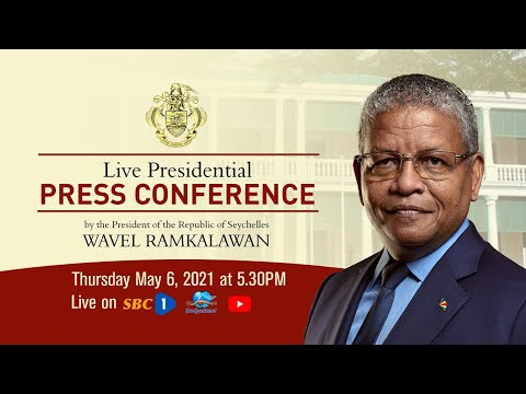 SBC   LIVE Presidential press Conference- 06.05.2021