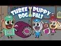 Three Puppy Dog Pals - The raspberry jam