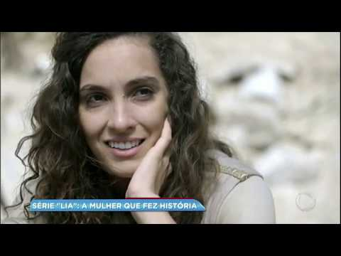 """Atores falam sobre """"Lia"""", nova série especial da RecordTV"""