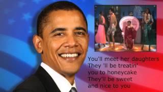 Barack Obama Song (Boney M.- Bahama Mama Remix)
