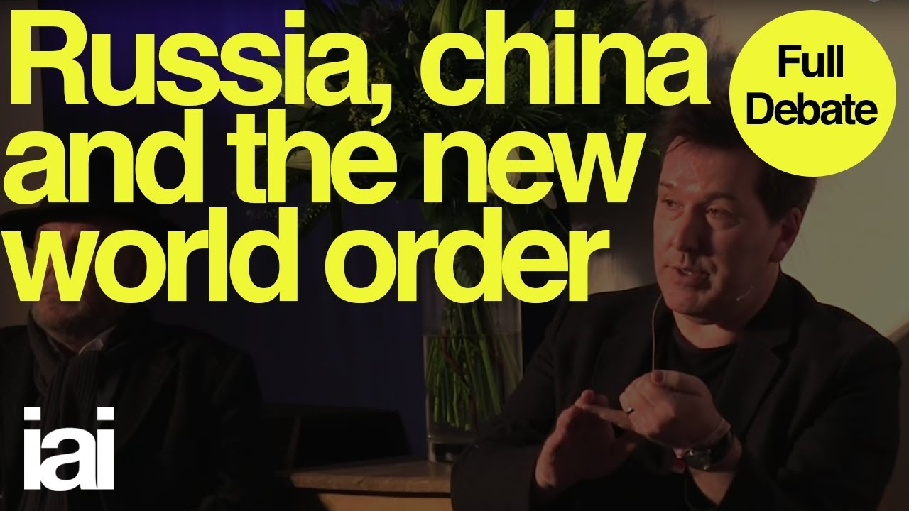 Russia China and the New World Order | George Galloway, Rana Mitter, Stephen King