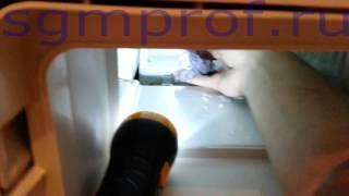 Сушильная машина постоянно просит слить конденсат(Ремонт стиральных, посудомоечных и сушильных машин на дому в Москве и МО. www.sgmprof.ru., 2015-12-08T23:40:14.000Z)