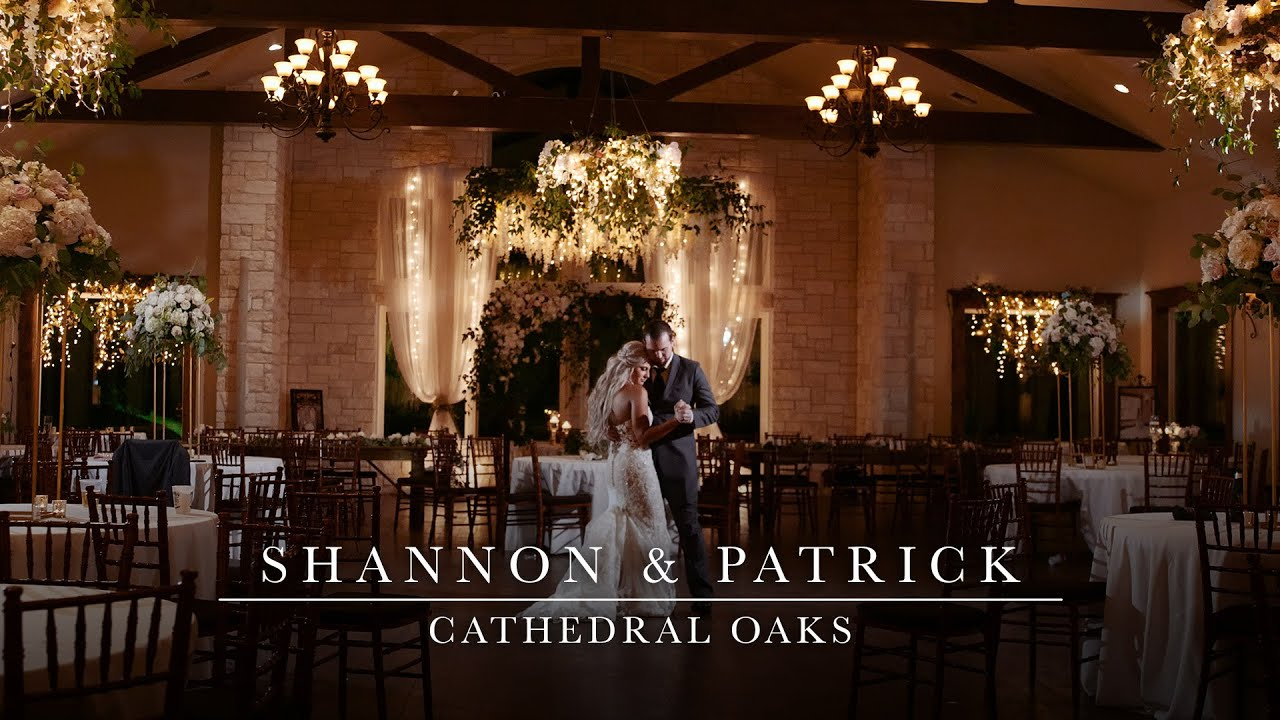 Shannon & Patrick - Stunning Wedding Film at Cathedral Oaks in Belton, Texas