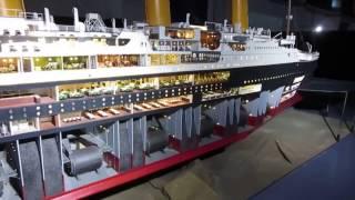 Титаник модель   Titanic The world