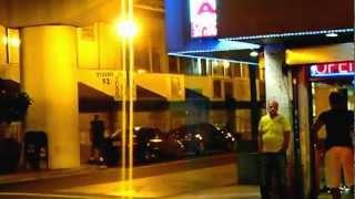 № 2448 Это Америка - Пьяный в Майами Флорида Miami Fl 10.05.2012