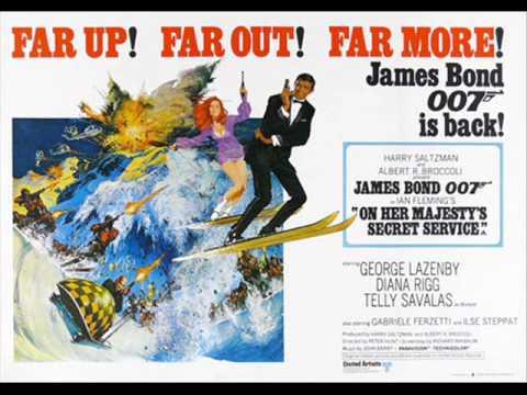 007 On Her Majesty's Secret Service Theme
