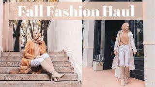 Fall Fashion Haul! | Fall Outfit Ideas | Mango, Zara, H&M + More!