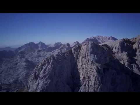 Adventure in PICOS de EUROPA - SPAIN  |  MAVICPRO  Full HD