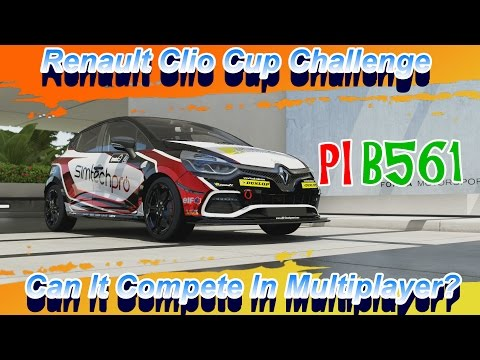 Renault Clio Cup Challenge Can we avoid Star Wars guy? (Live Stream)
