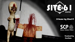 SCP Site 61 Rp Roblox