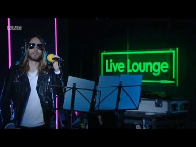 30 Seconds To Mars Stay Rihannas Song Cover Live Bbc Radio