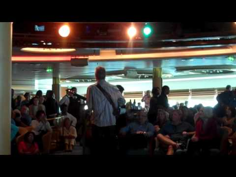 Peter White Performs Venice Beach   on the Dave Koz Cruise