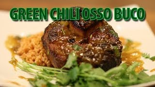 Green Chili Osso Buco | Big Green Egg - Big Meat Sunday