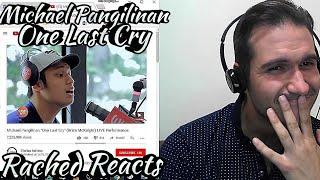 Vocal Coach Reaction & Analysis (+ Jealousy) - Michael Pangilinan - One Last Cry - Wishbus