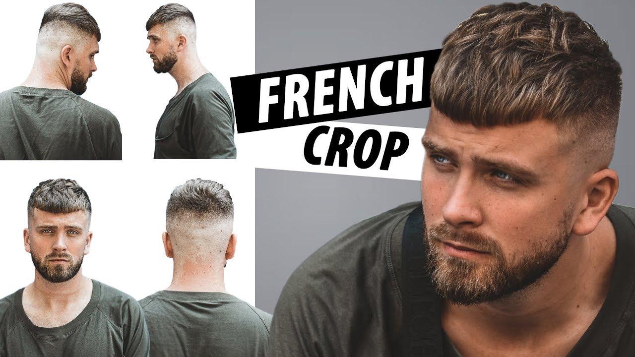 Download KRÓTKA FRYZURA MĘSKA - FRENCH CROP - jak układać w tym stylu włosy?